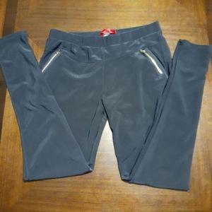 Hot Kiss dark gray leggings